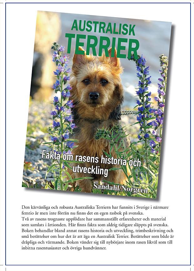 Beställ boken på Aussieboken@telia.com